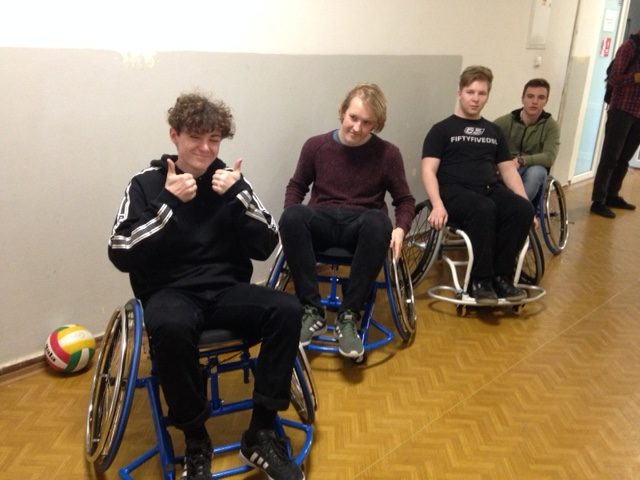 Paralympic school day