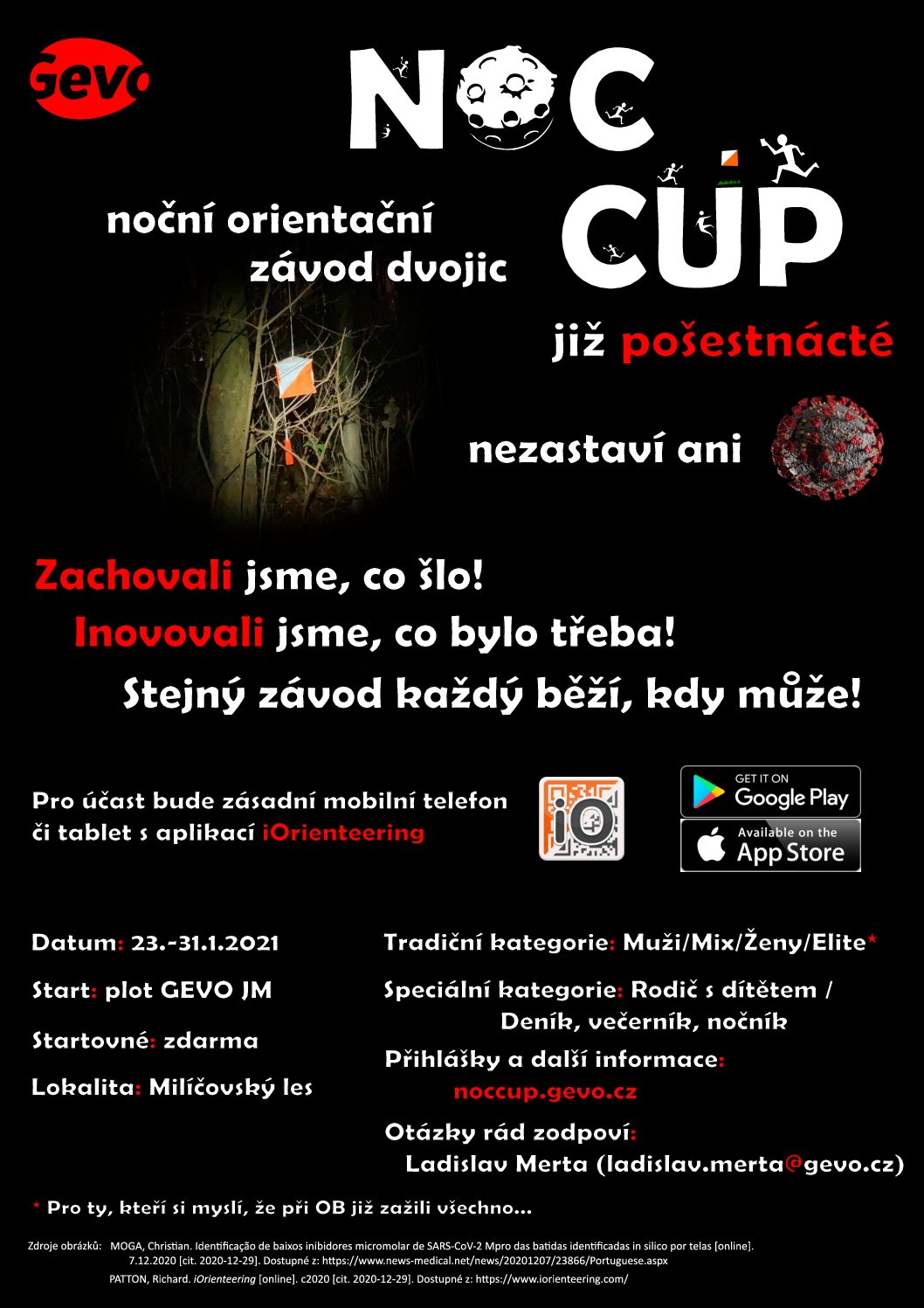 NOC cup 2020 v roce 21
